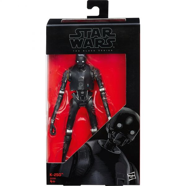 Star Wars The Black Series K-2SO Actionfigur