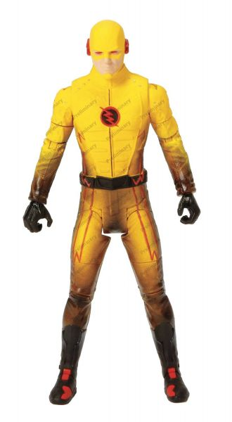 DC MULTIVERSE 15cm REVERSE FLASH TV ACTIONFIGUR