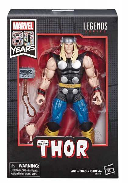 MARVEL LEGENDS 80TH ANN THOR 6INCH ACTIONFIGUR