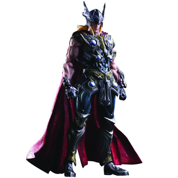 MARVEL UNIVERSE VARIANT PLAY ARTS KAI THOR ACTIONFIGUR