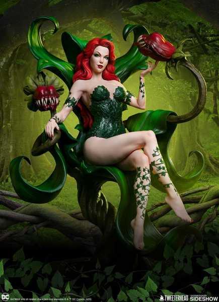 VORBESTELLUNG ! DC Comics Poison Ivy 36 cm Maquette