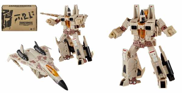 Transformers Generations Selects Voyager Sandstorm Actionfigur Exclusive