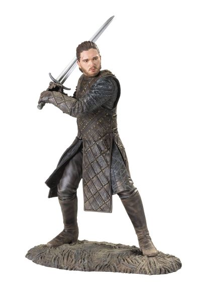 GAME OF THRONES JON SNOW BATTLE OF BASTARDS STATUE