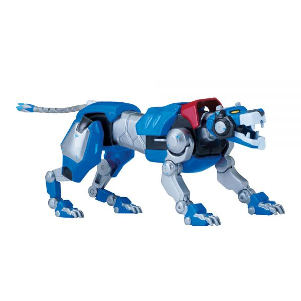 VOLTRON LEGENDARY DEFENDER DIE-CAST BLUE LION ACTIONFIGUR