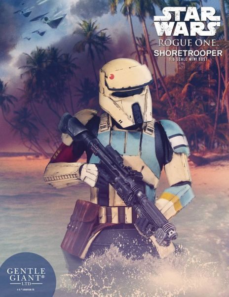 STAR WARS ROGUE ONE SHORETROOPER MINI-BÜSTE