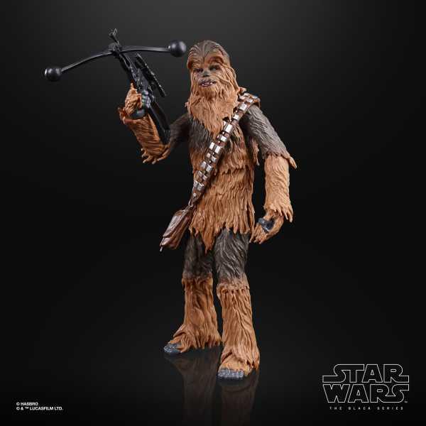 Star Wars Black Series Episode V 40th Anniversary Chewbacca 15 cm Actionfigur