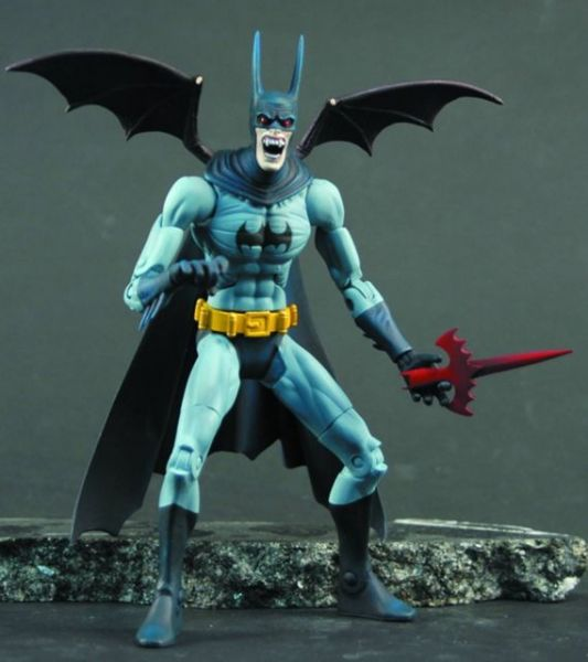 BATMAN UNLIMITED 6IN VAMPIRE BATMAN ACTIONFIGUR