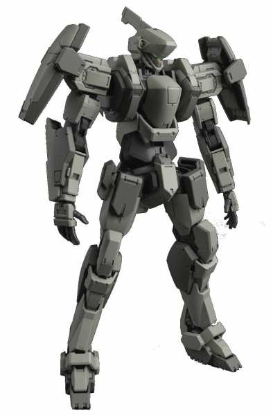 FULL METAL PANIC M-9 GERNSBACK 1/60 CUSTOM VERSION MODELLBAUSATZ