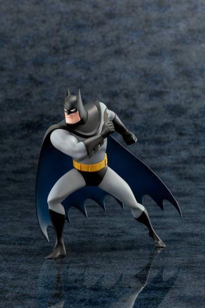 DC COMICS BATMAN ARTFX+ STATUE ANIMATED VERSION