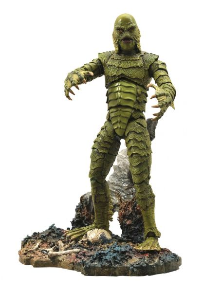 UNIVERSAL MONSTERS CREATURE FROM THE BLACK LAGOON NEW SCULPT 18 CM ACTIONFIGUR