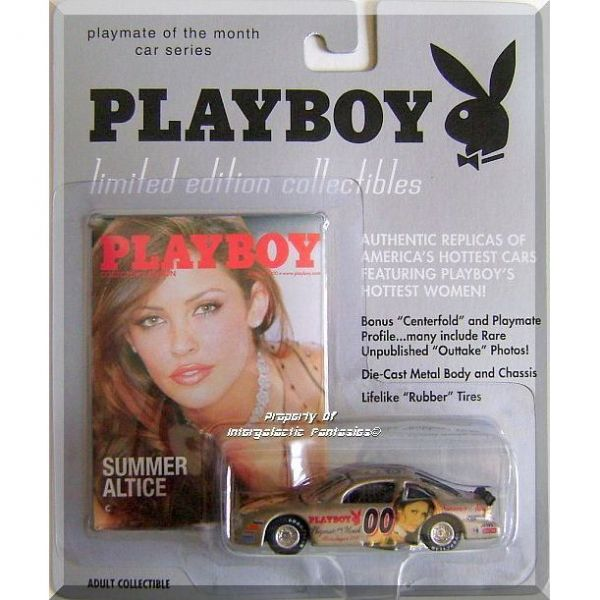 Playmate Of Month Car Series Summer Altice