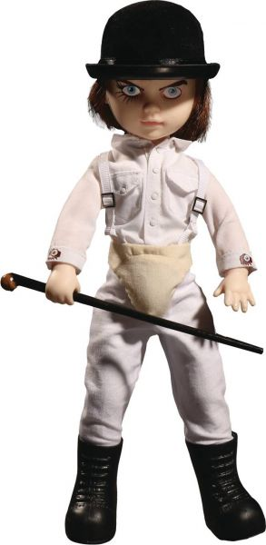 LIVING DEAD DOLLS CLOCKWORK ORANGE ALEX DOLL