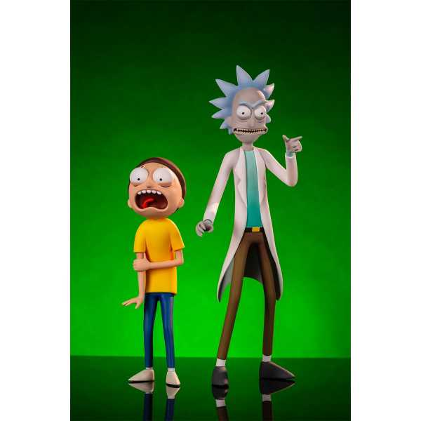 VORBESTELLUNG ! RICK & MORTY COLLECTIBLE FIGURE SET