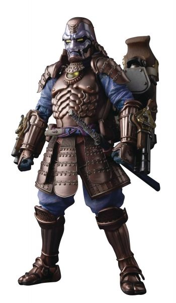 MANGA REALIZATION MARVEL SAMURAI WAR MACHINE ACTIONFIGUR