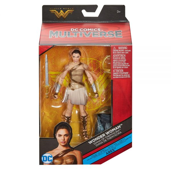 DC MULTIVERSE DIANA OF THEMYSCIRA WONDER WOMAN MOVIE ACTIONFIGUR