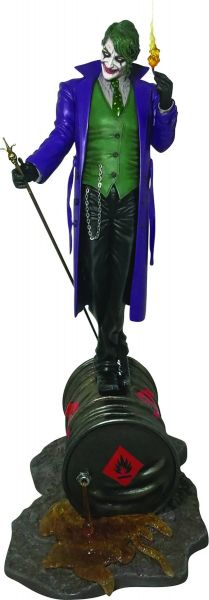 FANTASY FIGURE GALLERY DC COMICS COLLECTION THE JOKER 1/6 RESIN STATUE