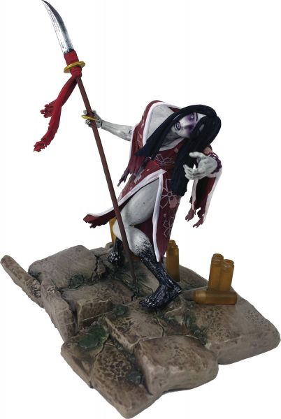 KILLER INSTINCT HISAKO 15cm FIGUR & COLOR DOWNLOAD