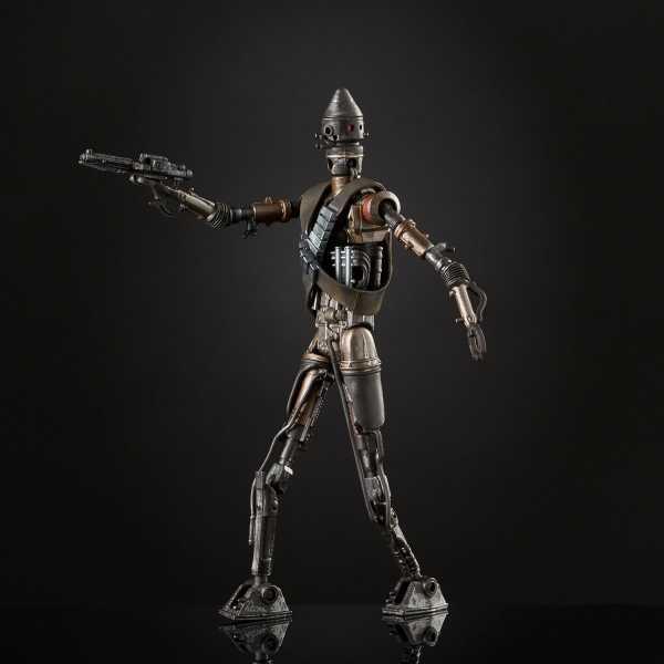 Star Wars The Black Series IG-11 6 Inch Actionfigur - Exclusive
