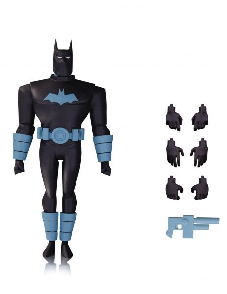 BATMAN ANIMATED SERIES NBA ANTI FIRESUIT BATMAN ACTIONFIGUR