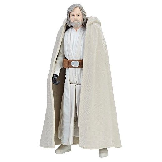 Star Wars Force Link Luke Skywalker (Jedi Master) Action Figure