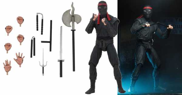VORBESTELLUNG ! TEENAGE MUTANT NINJA TURTLES FOOT SOLDIER 1/4 SCALE ACTIONFIGUR
