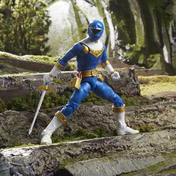 Power Rangers Lightning Collection Zeo Blue Ranger 6 Inch Actionfigur