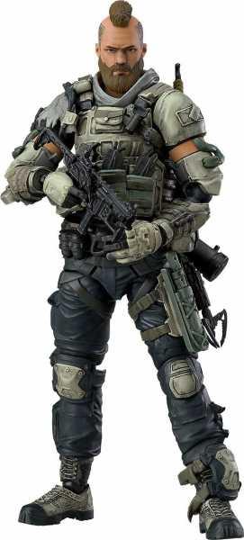 VORBESTELLUNG ! Call of Duty Black Ops 4 Figma Ruin 16 cm Actionfigur