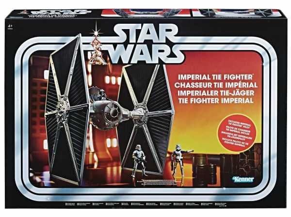 STAR WARS VINTAGE IMPERIAL TIE-FIGHTER