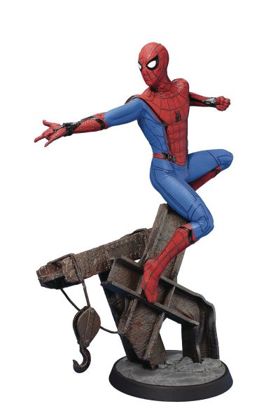 SPIDER-MAN HOMECOMING SPIDER-MAN ARTFX STATUE