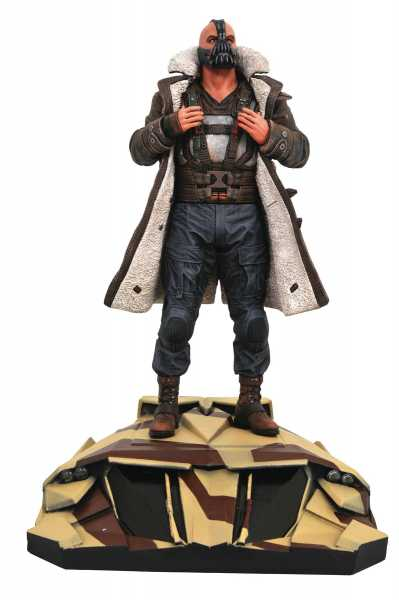DC GALLERY DARK KNIGHT RISES MOVIE BANE PVC STATUE
