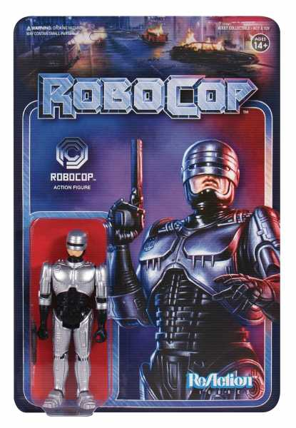 ROBOCOP ROBOCOP REACTION FIGUR