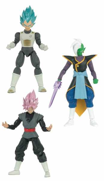 DRAGON BALL SUPER DRAGON STARS SERIE 4 KOMPLETT
