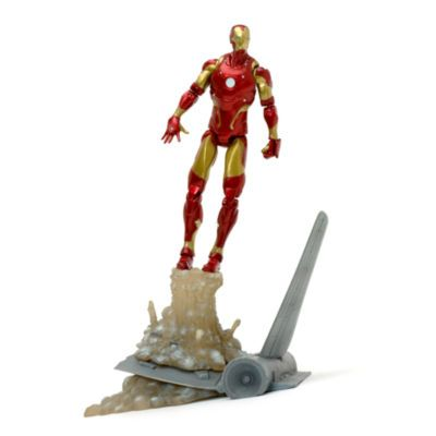 MARVEL SELECT BLEEDING EDGE IRON MAN DISNEY EXCLUSIVE ACTIONFIGUR