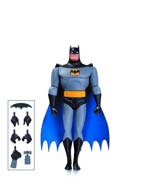 BATMAN ANIMATED BAS BATMAN ACTIONFIGUR