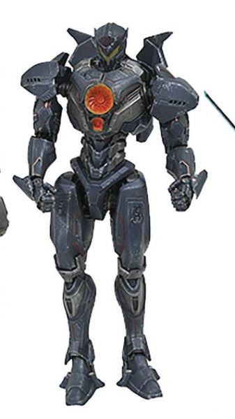PACIFIC RIM 2 SELECT SERIES 1 GIPSY AVENGER ACTIONFIGUR