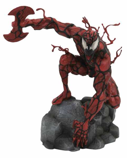 MARVEL GALLERY CARNAGE COMIC PVC STATUE