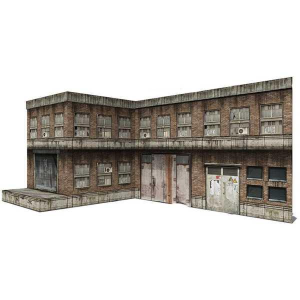 Building 3.0 Pop-Up 1:12 Scale Diorama