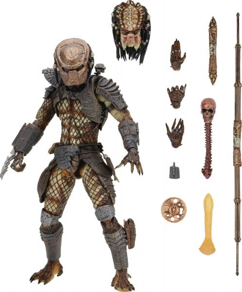 PREDATOR 2 ULTIMATE CITY HUNTER 17,5cm ACTIONFIGUR