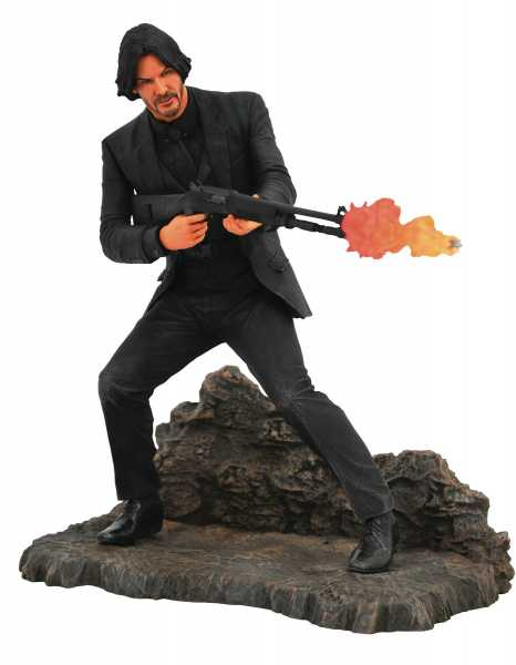 VORBESTELLUNG ! JOHN WICK GALLERY CATACOMBS PVC STATUE