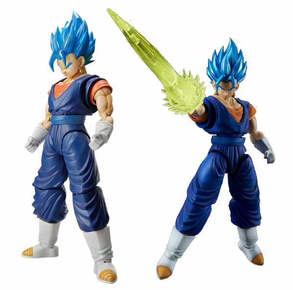 DRAGON BALL SUPER SAIYAN GOD SUPER SAIYAN VEGETTO FIG-RISE