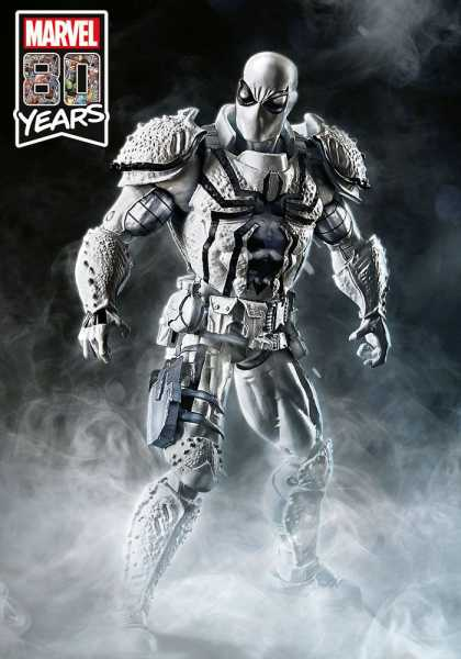 SPIDER-MAN LEGENDS AGENT ANTI-VENOM EXCLUSIVE15 cm ACTIONFIGUR