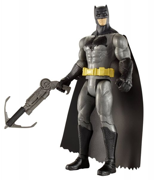 BATMAN VS SUPERMAN 15cm GRAPNEL BLAST BATMAN ACTIONFIGUR