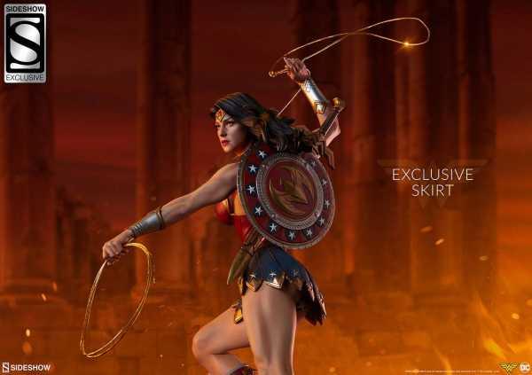 VORBESTELLUNG ! DC Comics Premium Format Statue Wonder Woman Sideshow Exclusive 56 cm