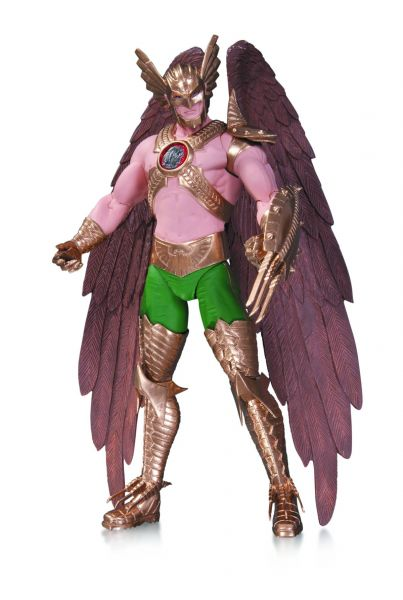 DC COMICS NEW 52 HAWKMAN ACTIONFIGUR