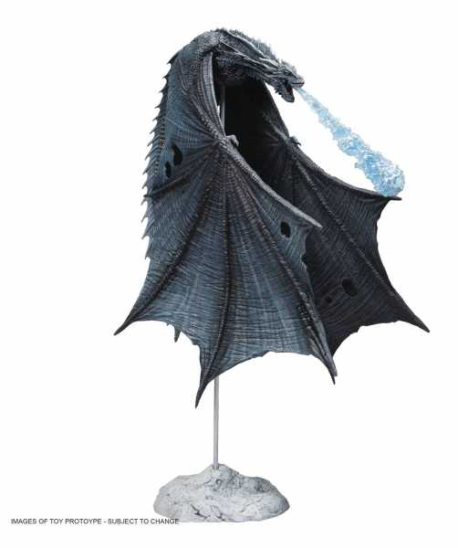 GAME OF THRONES VISERION ICE DRAGON DELUXE ACTIONFIGUR