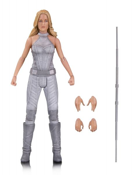 DCTV LEGENDS OF TOMORROW WHITE CANARY ACTIONFIGUR