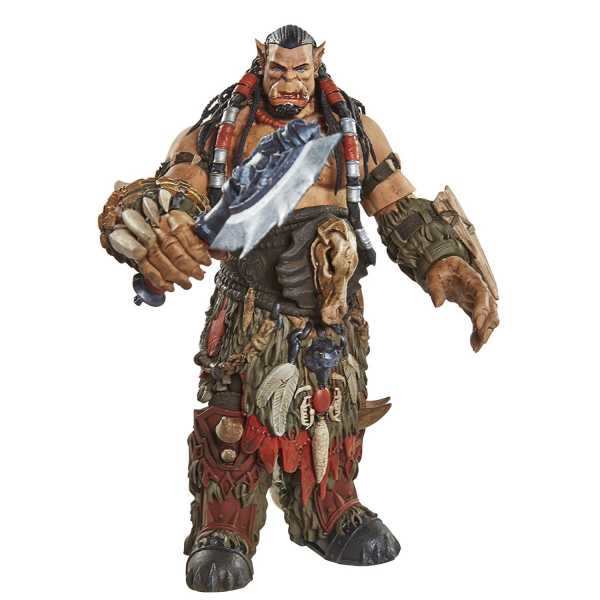 WARCRAFT MOVIE 15 cm DUROTAN ACTIONFIGUR