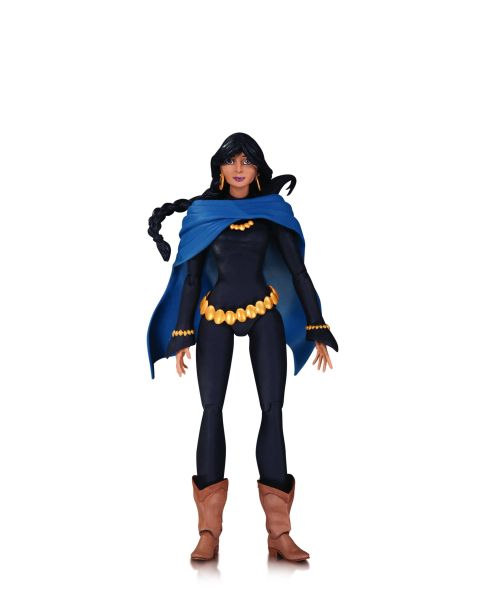DC COMICS DESIGNER DODSON EARTH 1 TEEN TITANS RAVEN ACTIONFIGUR