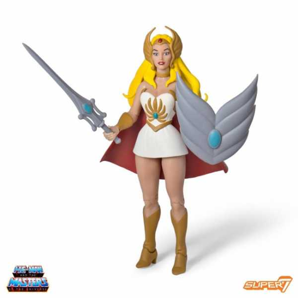 MASTERS OF THE UNIVERSE CLUB GRAYSKULL WAVE 3 SHE-RA