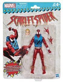 MARVEL SUPER HEROES VINTAGE 15 cm SCARLET SPIDER ACTIONFIGUR